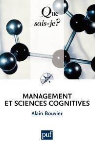 Management et sciences cognitives, « Que sais-je ? » n° 3711