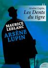 Livre numérique Arsène Lupin, Les Dents du tigre