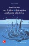 Livre numérique Mécanique des fluides & des solides appliquée à la chimie
