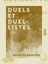 Duels et Duellistes