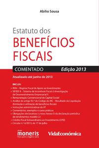 Estatuto dos benefícios Fiscais, Comentado