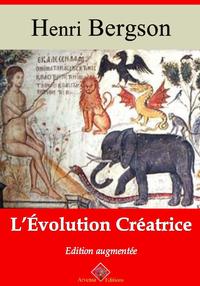 L'Évolution créatrice – suivi d'annexes
