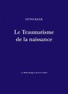 Livre numérique Le Traumatisme de la naissance