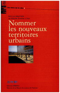Livre numérique Nommer les nouveaux territoires urbains