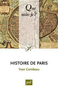 Histoire de Paris, « QUE SAIS-JE ? » N° 34