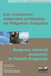 Livre numérique Les ressources minérales profondes en Polynésie française / Deep-sea mineral resources in French Polynesia