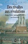 Livre numérique Des révoltes aux révolutions