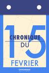 Livre numérique Chronique du 15  février