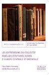 Livre numérique Les expressions du collectif dans les écritures juives d'Europe centrale et orientale
