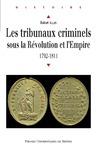 Livre numérique Les tribunaux criminels sous la Révolution et l'Empire