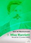 Livre numérique Miss Harriett, recueil de 12 contes