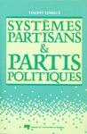 Livre numérique Systèmes partisans et partis politiques