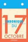 Livre numérique Chronique du 17 octobre