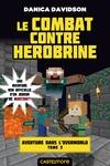 Livre numérique Le Combat contre Herobrine