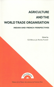 Livre numérique Agriculture and The World Trade Organisation