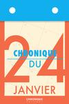 Livre numérique Chronique du 24  janvier