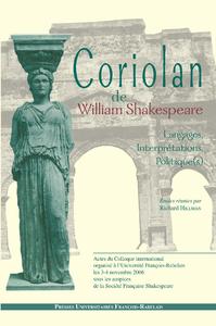 Livre numérique Coriolan de William Shakespeare