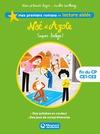 Livre numérique Noé et Azote 2 - Super balèze ! lecture aidée