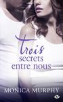 Livre numérique Trois secrets entre nous