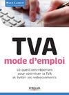 Livre numérique TVA mode d'emploi