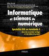 Livre numérique Informatique et sciences du numérique
