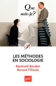 Les méthodes en sociologie, « Que sais-je ? » n° 1334