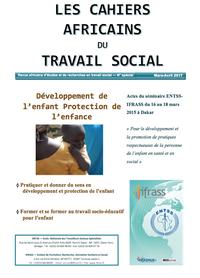 Livre numérique Les cahiers africains du travail social