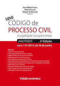 Novo C?digo de Processo Civil (2? Edi??o), e Legisla??o Complementar - Anotado