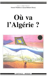 Livre numérique Où va l'Algérie?