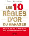 Livre numérique Les 10 règles d'or du manager