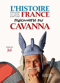 Livre numérique L'Histoire de France redécouverte par Cavanna