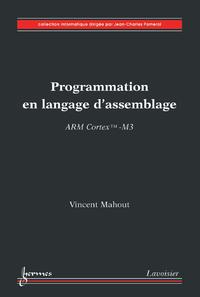 Livre numérique Programmation en langage d'assemblage : ARM Cortex TM-M3