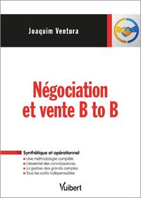 Livre numérique Négociation et vente B to B