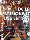 Livre numérique De la musique et des lettres