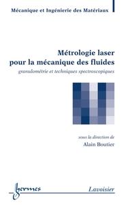 Livre numérique Métrologie laser pour la mécanique des fluides