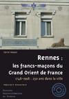 Livre numérique Rennes: les francs-maçons du Grand Orient de France