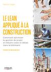 Livre numérique Le LEAN appliqué à la construction