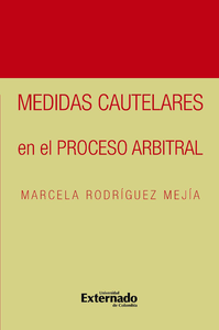 Livre numérique Medidas cautelares en el proceso arbitral