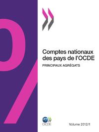 Comptes nationaux des pays de l'OCDE, Volume 2012 Numéro 1