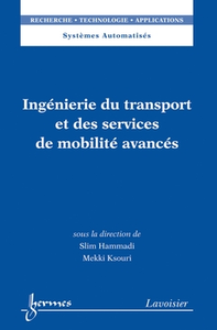 Livre numérique Ingénierie du transport et des services de mobilité avancés