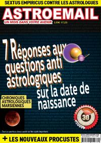 Astroemail 133 mai 2014