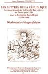 Livre numérique Les lettrés de la République