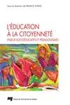 Livre numérique L'éducation à la citoyenneté