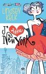Livre numérique J'adore New York