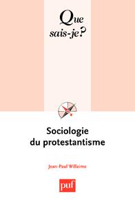 Sociologie du protestantisme, « Que sais-je ? » n° 3725