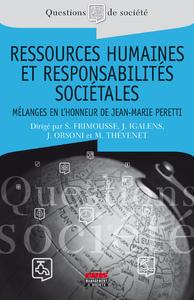 Vignette du livre Ressources humaines et responsabilités sociétales