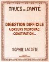 Livre numérique Digestion difficile - Aigreurs d'estomac constipation