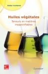 Livre numérique Huiles végétales et matière insaponifiable