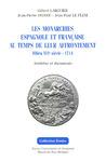 Livre numérique Les monarchies espagnole et française au temps de leur affrontement
