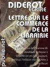 Livre numérique Lettre sur le commerce de la librairie